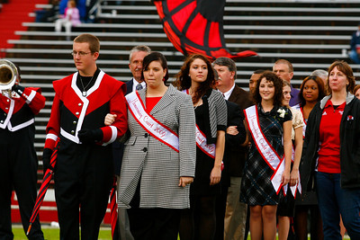 2009 Homecoming Court