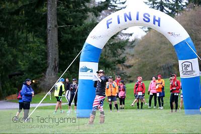 Bellingham Trail Marathon 2014