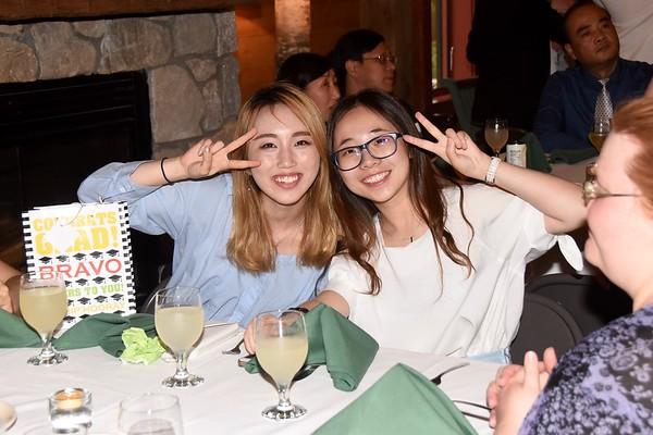 2017 BBA International Student Graduation Reception/Dinner photos by Gary Baker