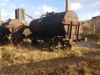 Cwm Coking Plant, Llantwit Fardre, Pontypridd