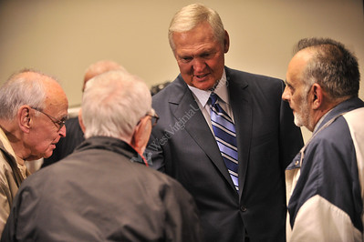 27955 Press Conference with Jerry West