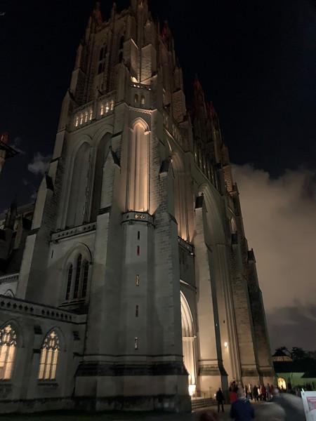 2018-12-21 A Gospel Christmas at Washington National Cathedral