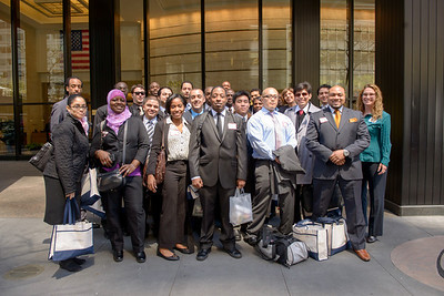 Per Scholas Visit to Neuberger Berman Data Center