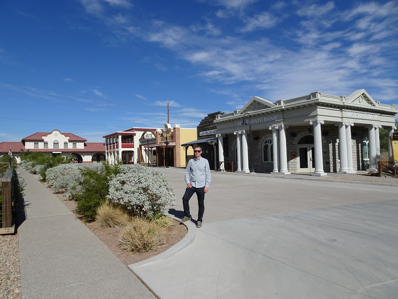 Springs Preserve.  A nice place to explore away from the strip.  Boomtown Vegas.  A recreation of vegas 1905