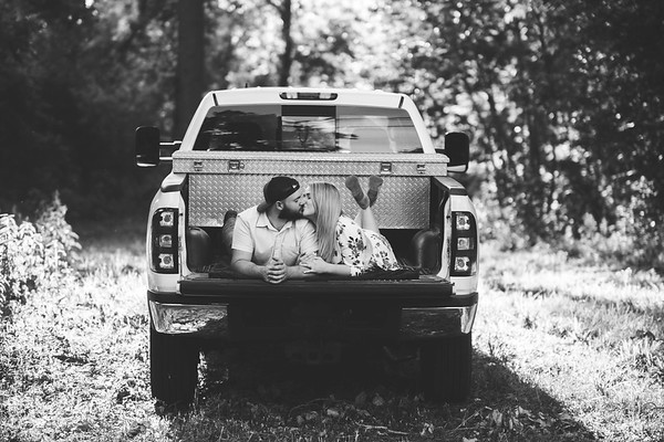 Bailee + Dustin {Engaged}