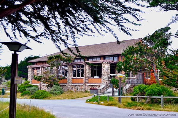 CALIFORNIA - ASILOMAR STATE BEACH AND CONFERENCE CENTER, PACIFIC GROVE