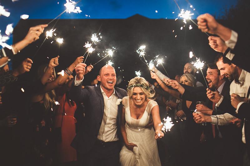 Bridal couple, Derek O Rourke.....JPG