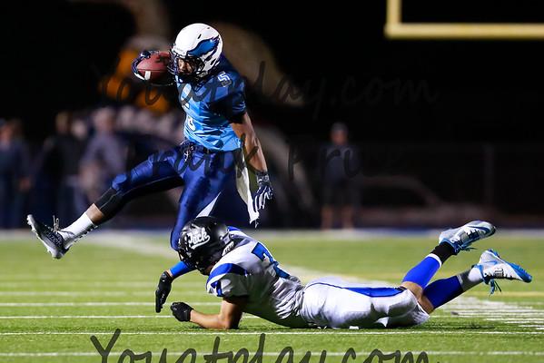 West Hills vs Granite Hills  10-17-2014