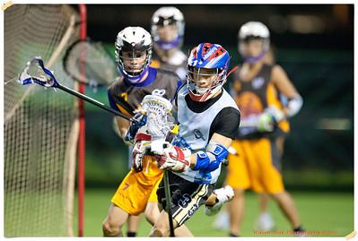 Lacrosse - 曲棍網兜球