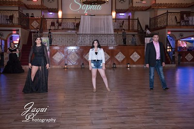 Presentation & Dance