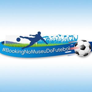 Booking.com no Museu do Futebol - 03 de Junho