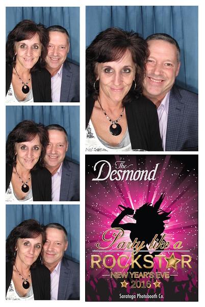 NYE at The Desmond
