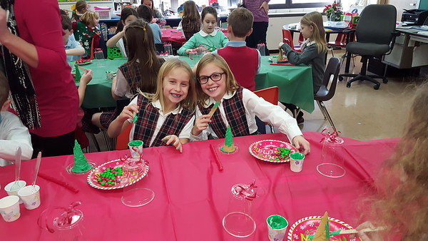 3rd Grade Christmas Party