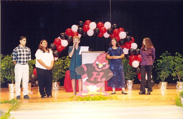 May 1999 HHS Award Night