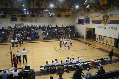 Pa gets tipped by Great Bridge in Boys Volleyball Regional semis