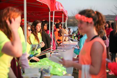 The Glo Run - Memphis 2014