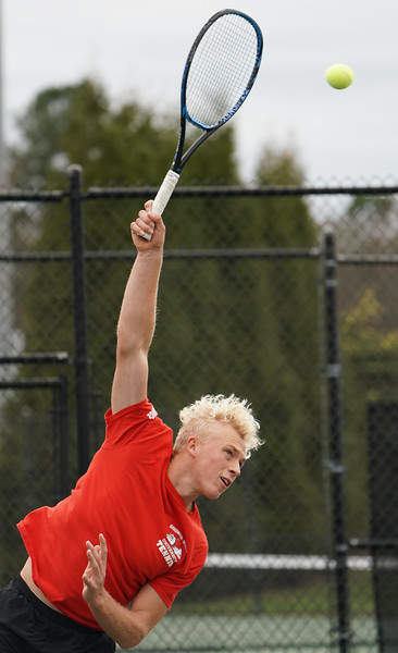 Men's Tennis vs Wofford