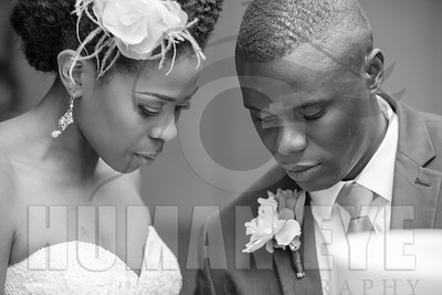 African American Wedding Reception