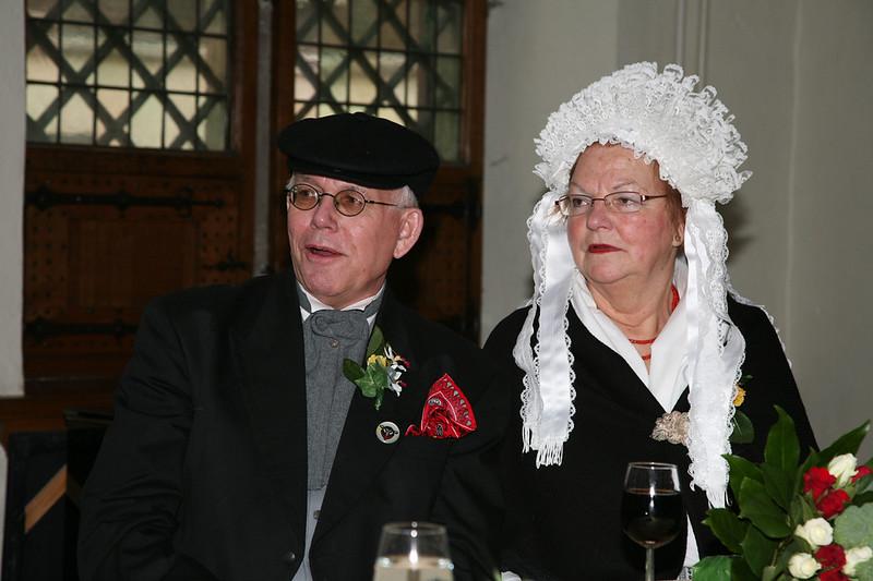 Boerenbruiloftspaar Els en Ron Reinink