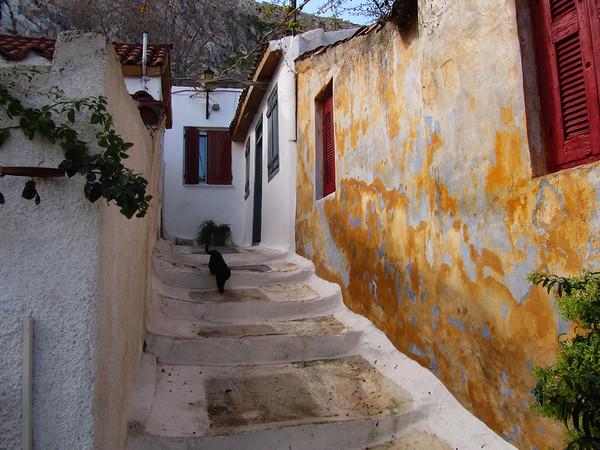 2010.11 Athens & Piraeus
