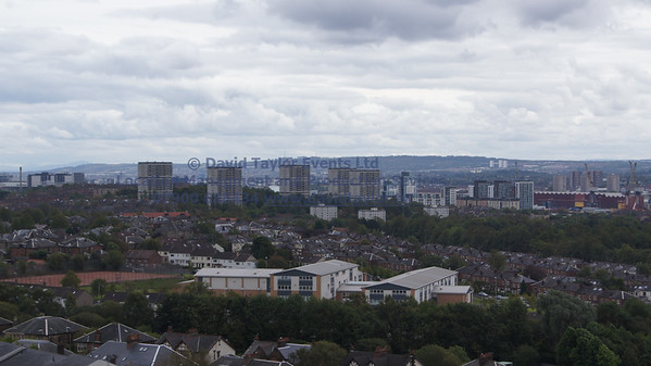 Roof Jordanhill College