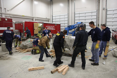 2011 USAR Training at AFD