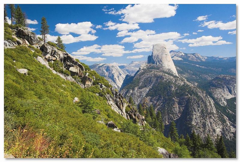 From Panorama Trail, Yosemite September 2006.