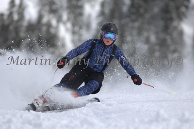 Skiing Photography