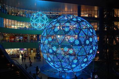 Tokyo Dome City Winter Illuminations 2009