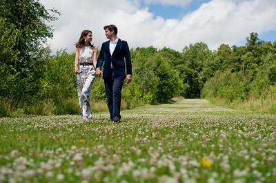 Luise and Robert pre-wedding photos