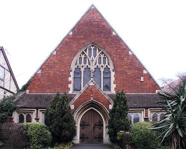 United Reformed Church, 294A Banbury Road, Summertown, Oxford OX2 7HN