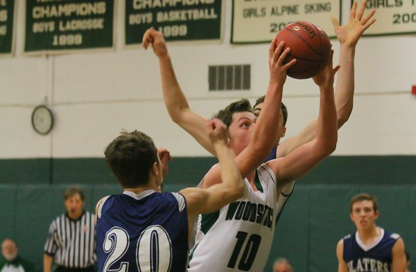 WUHS Boys Basketball vs Fair Haven, 2017