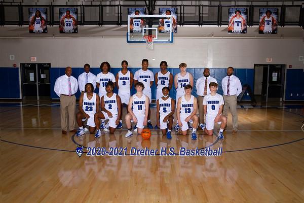 2020-2021 Boys Basketball Varsity