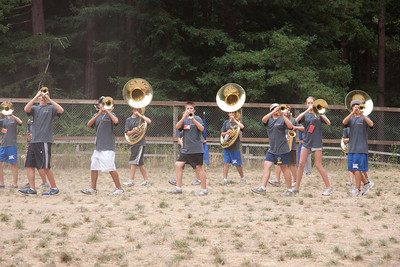 Marching Band Camp 2009