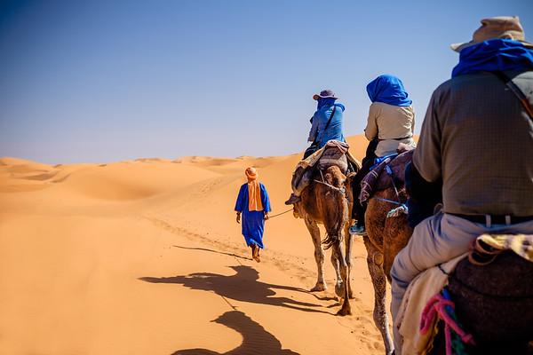 ArchaeoAdventures Tours: Majestic Morocco Tour Campaign