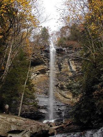Rainbow Falls at Camp Greenville SC
