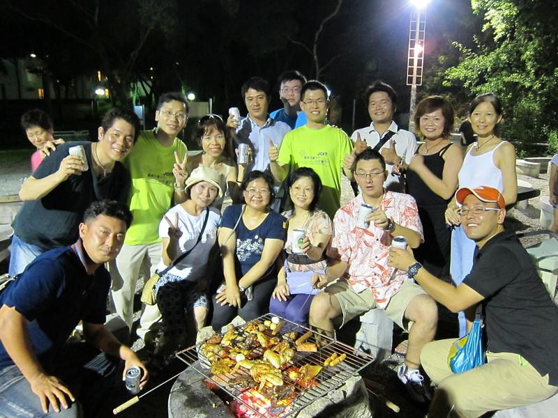 20100814 - 國際兒童文化交流營Day 1