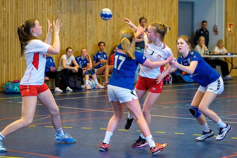 Bilder fra kampen mellom Kjelsås og Skedsmo J04 i B1 sluttspillet, sesongen 2017/2018.