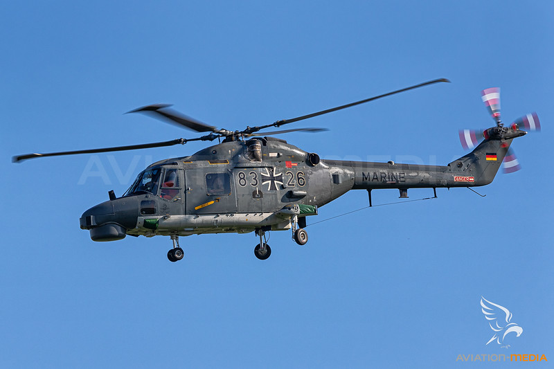Germany Navy / Sea Lynx / 83+26