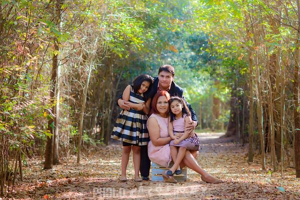 {Family} The Bautista Family