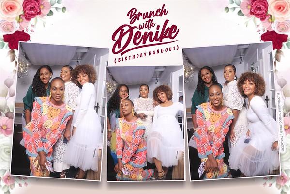 Brunch With Denike (Birthday Hangout)