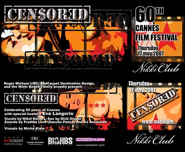 Censored : Cannes Film Festival