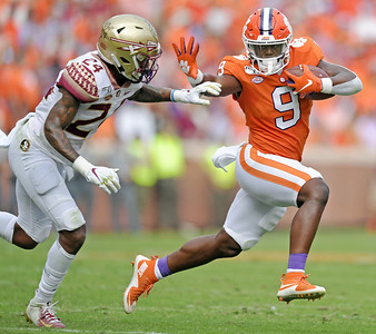 Clemson vs Florida State October 12, 2019