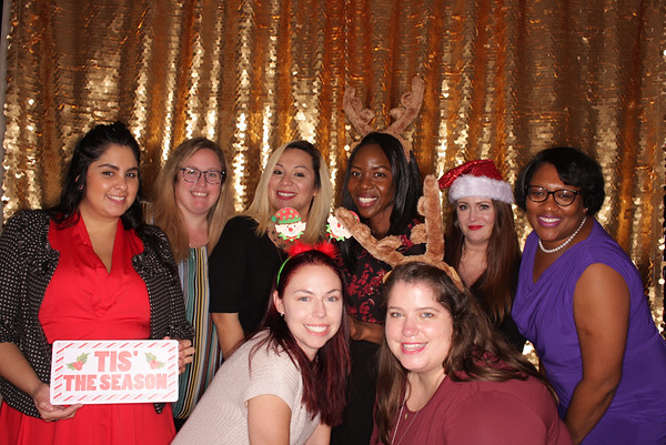US Anesthesia Partners Holiday Party 12-10-2019