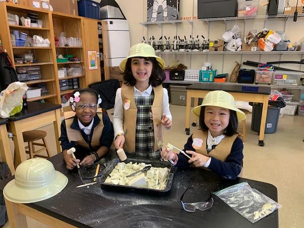Kindergarten Dino Dig 2020