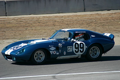 2003 Monterey Historics Laguna Seca 100 Years of Ford Featured Marque