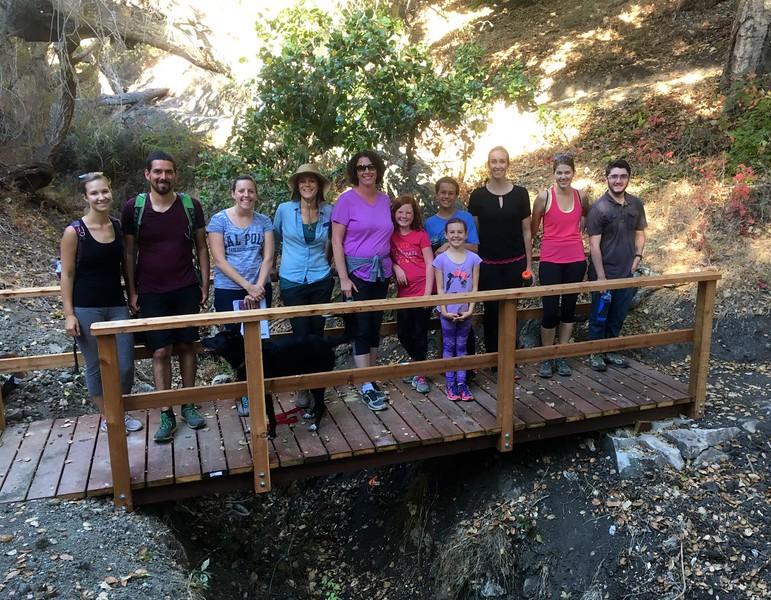 Vaminos Canyon Trail Hike 2016