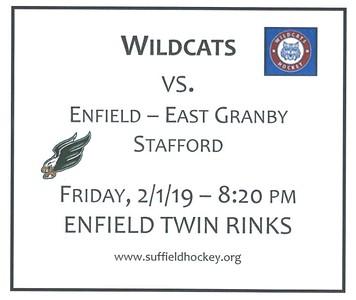 2019_02_01 Wildcats vs Enfield_EG_Stafford