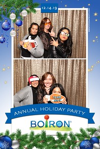 Boiron USA Holiday Party 2019