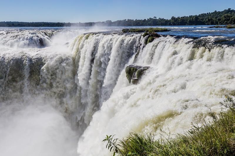 trip to Brazil itinerary - Iguazu Falls